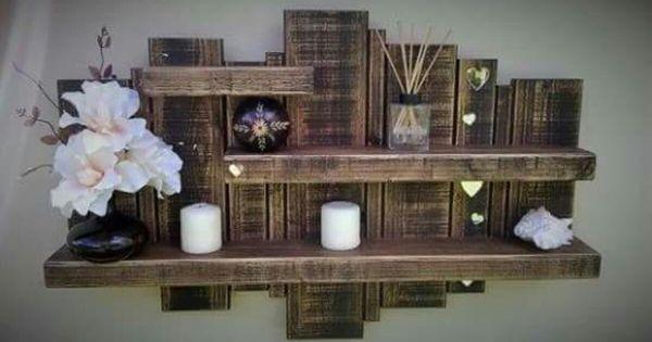 M s de 60 ejemplos de muebles hechos con palets arte for Ejemplos de muebles ergonomicos