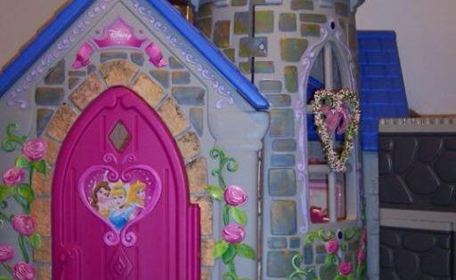 Disney Princess Wonderland Castle Playhouse By Little