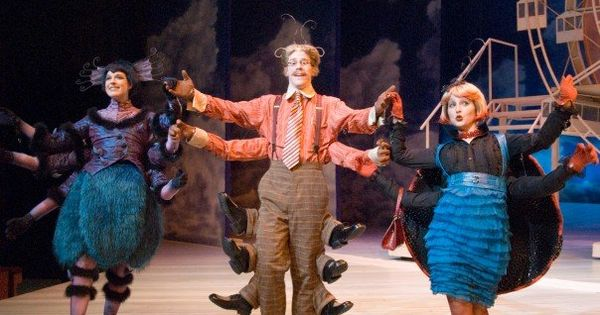 Costumes | Middle School Play - James and the Giant Peach ...