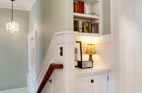 Upstairs Hallway Nook Country Decor Pinterest