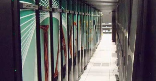 Oak Ridge The Frontier Of Supercomputing With Images