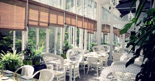 La terrasse qui rend heur jardins restaurant et lille - Restaurant terrasse jardin grenoble mulhouse ...