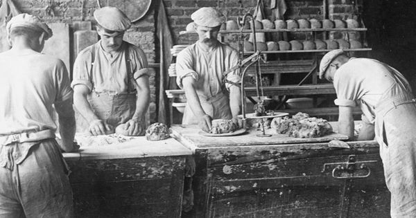 Remarkable, this 1914 french lick hotel pastry baker consider