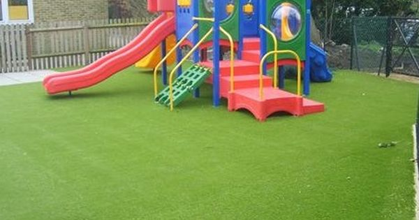Playground 40mm Green Artificial Turf Artificial Turf Artificial Grass Backyard Artificial Grass