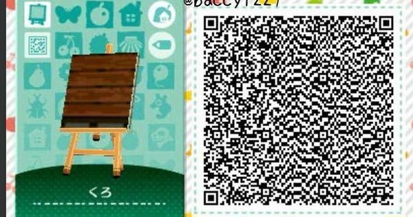 Modern Wood Flooring Acnl: Animal Crossing: New Leaf & HHD QR Code Paths , Credit