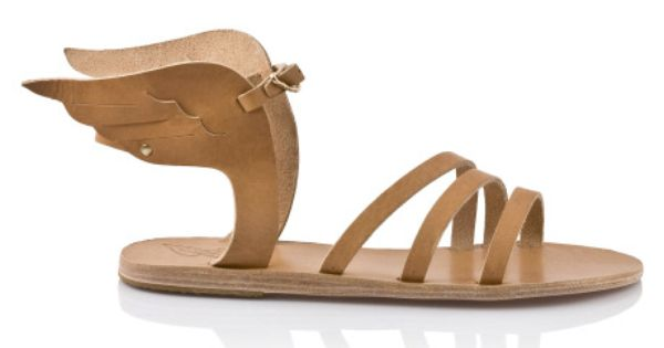 Ikaria Sandal - reminds me of the Greek god Hermes!