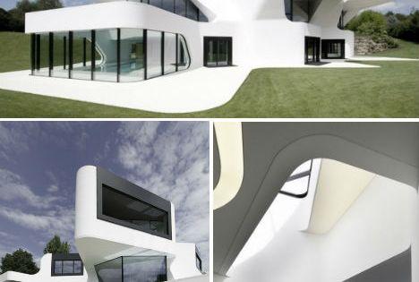 Aaaaaaaah I Want It So Bad Sooooooooo Baddd Modern House Design Futuristic Home Ultra Modern Homes