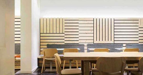 Buenas migas restaurant sandra tarruella interioristas - Interioristes barcelona ...