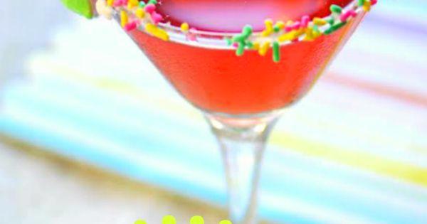 Marshmallow Bunny Peep-Tini (Easter Martini) | RAINING HOT COUPONS ...