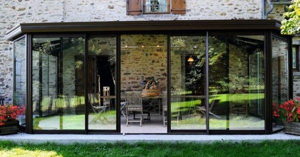 Une v randa pour agrandir la maison like this for Agrandir la maison