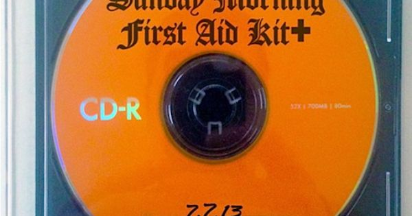 Sunday Morning First Aid Kit + ( Very good stuff ) Ball'r (Madonna ...