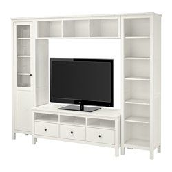 Hemnes Tv Kast.Us Furniture And Home Furnishings Tv Storage Ikea Living Room