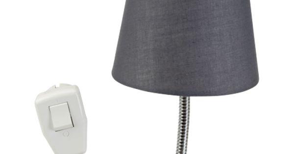 Stopcontactlamp flex met kap 40w action en xenos for Lampen xenos