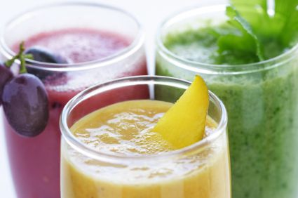 Five Beautifying Smoothie Recipes Getting a gorgeous, glowing complexion doesn't only mean