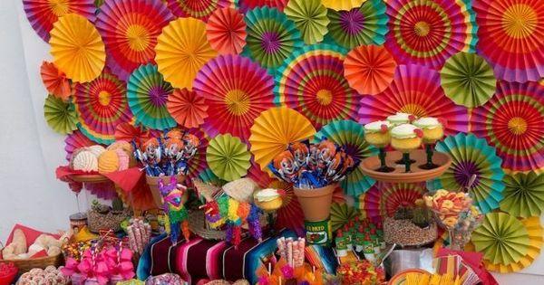 Como organizar una fiesta mexicana para adultos - Organizar fiesta de cumpleanos adultos ...