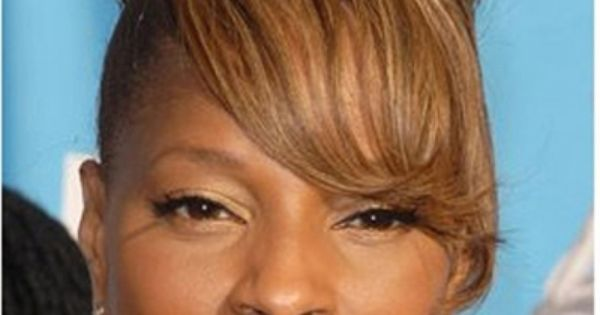J Hairstyle: Mary J Blige Has Styled Her Hair Into This Classy And Chic
