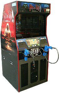 A Bargain The House Of The Dead Arcade Machine From Find Arcade