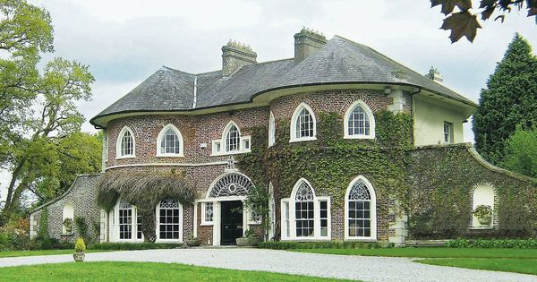 Ireland Beautiful Homes Pinterest Gardens Mansions And Ireland
