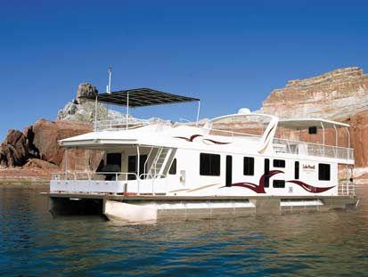 Excursion Luxury Houseboat Rental At Lake Powell Lake Powell Houseboat Rental Lake Powell Houseboat Houseboat Rentals