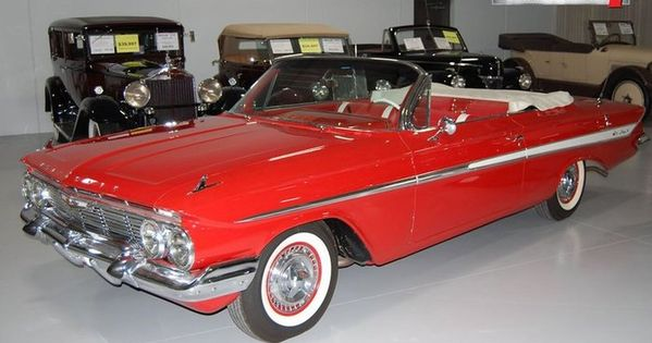 Pin On 61 Impala Convertible Serious Inquiry