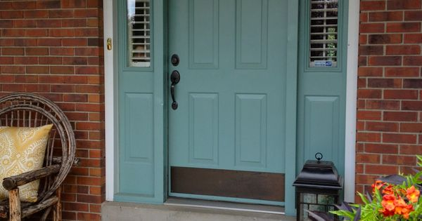 Painted Front Door This Is What I Want To Do Paint The