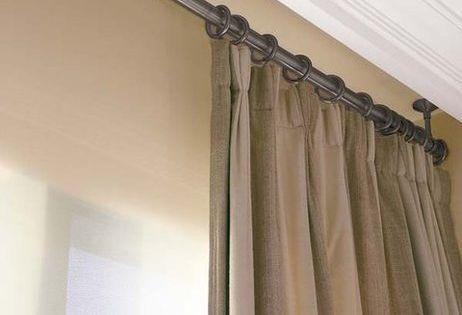 Diez ideas para combinar cortinas y estores - Combinar cortinas y estores ...