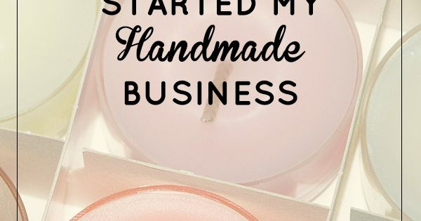 7 Things I Wish I Knew When I Started My Handmade Business // Mei Pak // Creative Hive