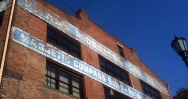 Frank Morrison Son Company Ghost Sign In Cleveland Frank Morrison Black Artists Cleveland