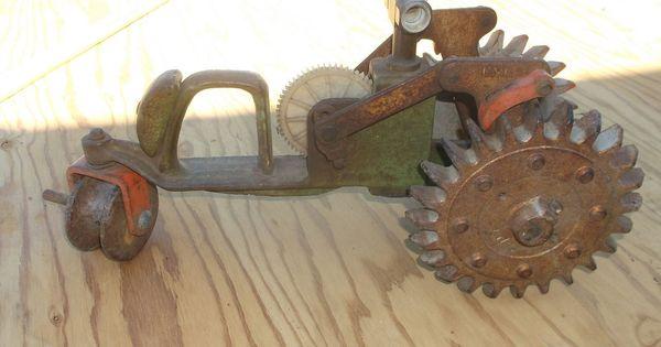 Thompson Tractor Sprinkler Parts : Older vintage tractor lawn sprinkler lincoln nebraska for