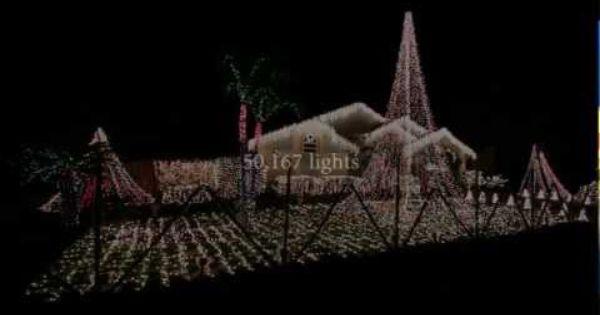 Light Up Florida 2011 1080p Christmas Light Displays Holiday Lights Display Christmas Light Show