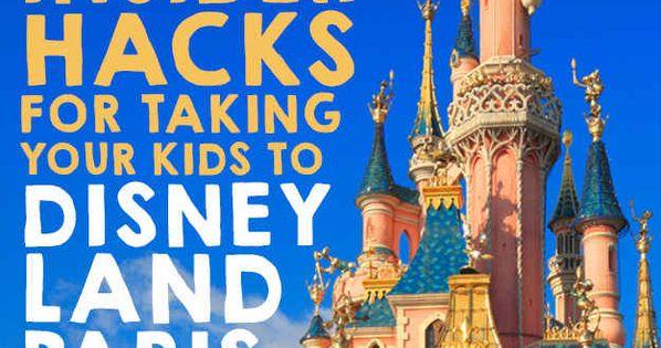 mikespohr insider hacks taking your kids disneyland