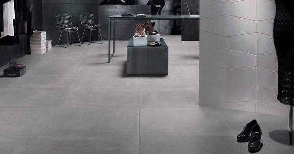 Intercodam tegels b v product nolita vloertegels met een betonlook photoid interieur - Imitatie cement tegels ...
