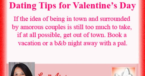 valentine's day advice for singles