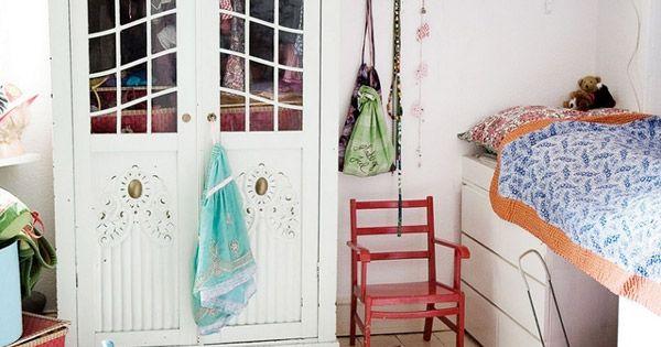 7 habitaciones infantiles en blanco decoracion - Habitaciones infantiles en blanco ...