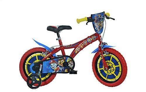 14 Zoll Paw Patrol Kinderfahrrad Kinderrad Fahrrad