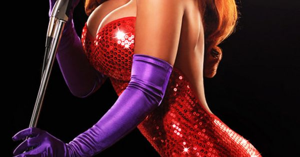 The Real Jessica Rabbit