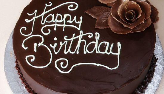 Pure Chocolate Cake Images : Pure Chocolate Cake @ Rs.1,250.00 Send Cakes to Ludhiana ...