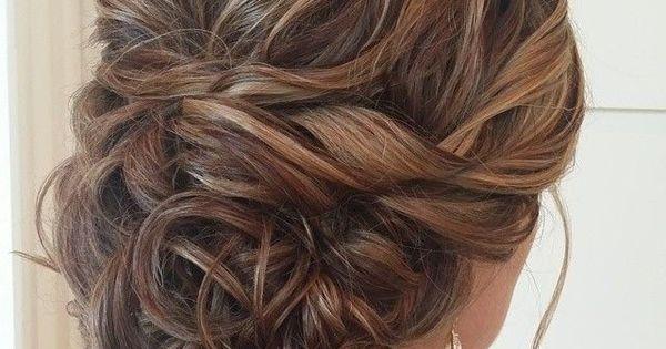Top 20 Fabulous Updo Wedding Hairstyles: 20 Killer Swept-Back Wedding Hairstyles