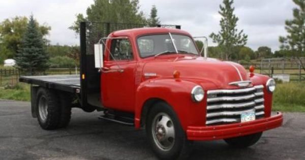 1950 Chevy 6400 Truck For Sale Co 20 000 Please Call For More