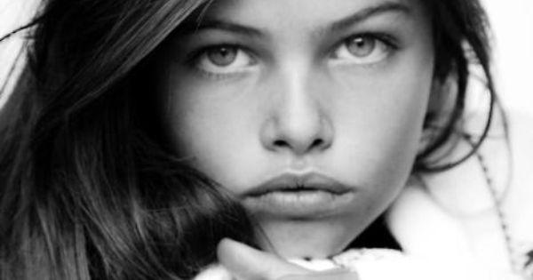 Thylane Loubry Blondeau is beautiful. Yet 10 years old ...