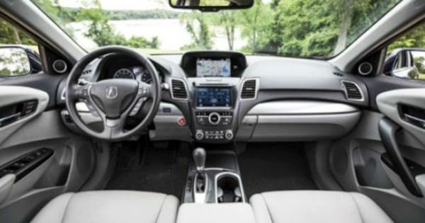 2020 Acura Rdx Interior Acura Rdx Acura Suv Cool Cars