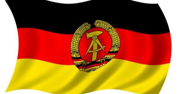 Ddr Flag Ddr Flagge Ddr Flaggen