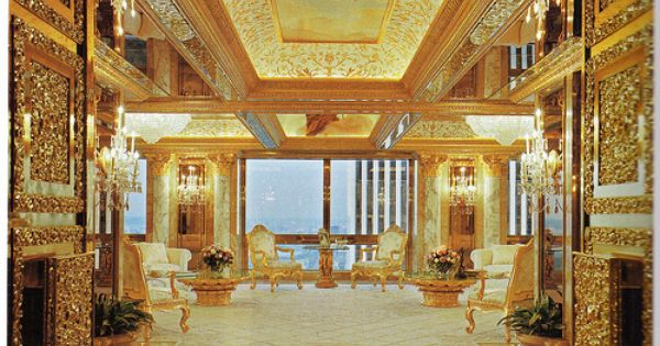 Trump tower apartments united nations plaza for Trump tower new york penthouse