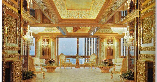 Donald Trump Apartment New York Donald Trump Fogbow