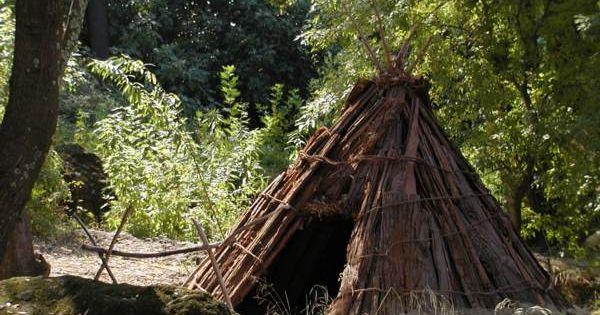 Maidu Tribe House Vernacular Architecture Pinterest