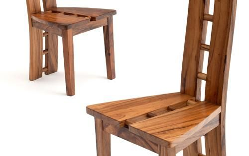 Contemporary Chair Modern Side Chair Modern Wooden Dining Chair