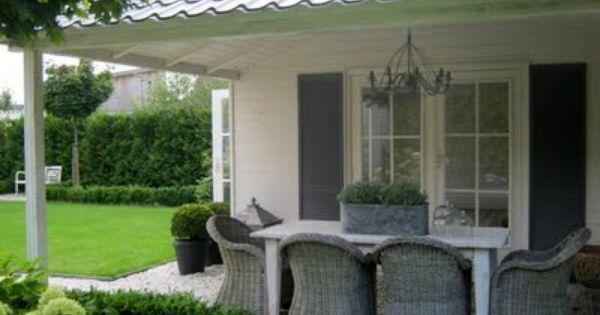 Veranda - Overdekte patio pergola ...