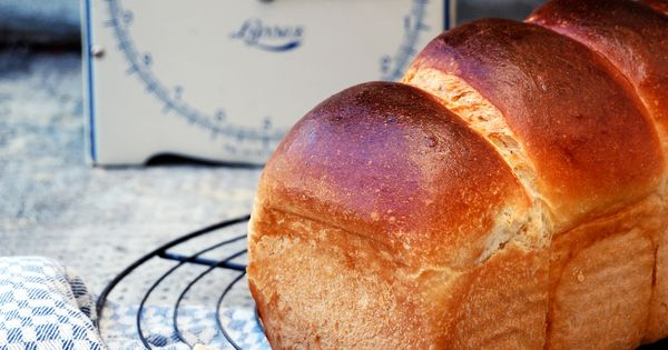 Cardamom and Orange Brioche Bread (Tang Zhong method) Yums: Brunch ...
