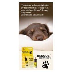Bach Flower Essences Rescue Remedy Pet 10 Milimeters Liquid For