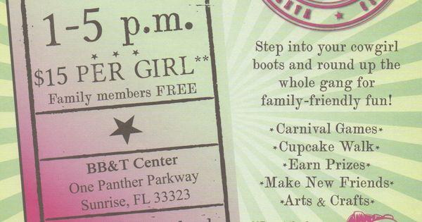 girl scouts southeast florida invites you to a family fun